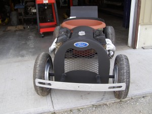 front view/roadster